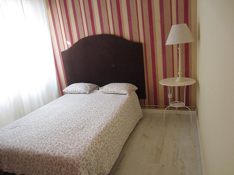 Dormitorio - Piso en alquiler de temporada en calle Ponciano, Palacio en Madrid - 172698396