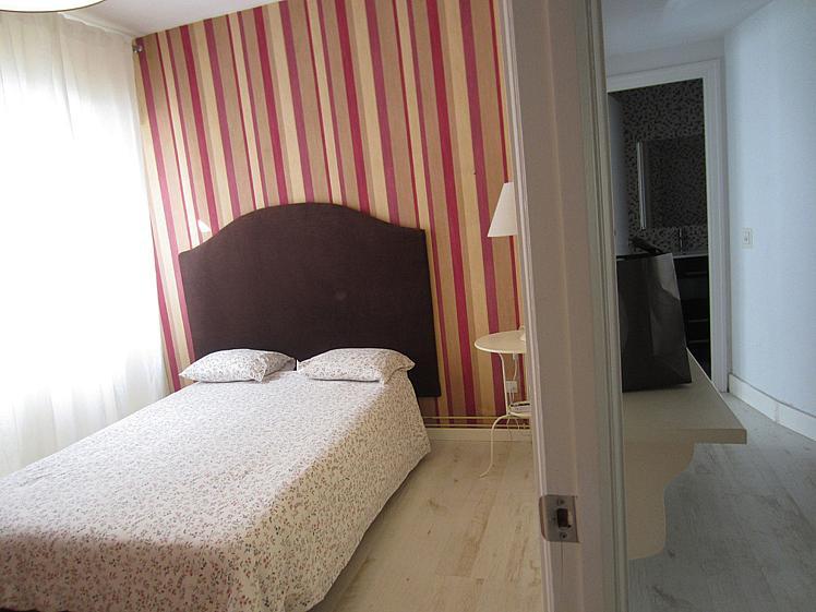 Dormitorio - Piso en alquiler de temporada en calle Ponciano, Palacio en Madrid - 172698398