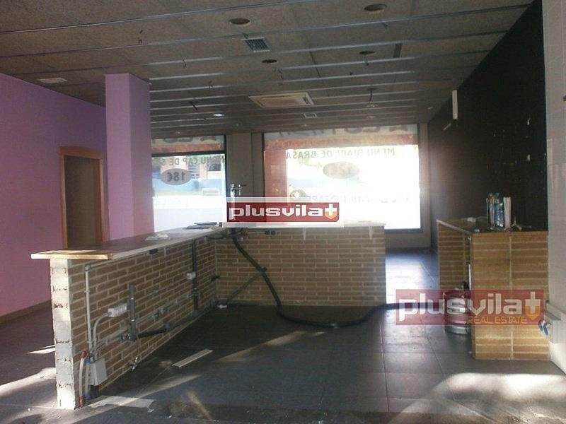 P1010699 (FILEminimizer).JPG - Local comercial en alquiler en calle Maria Manent, Poble nou en Vilafranca del Penedès - 180317804