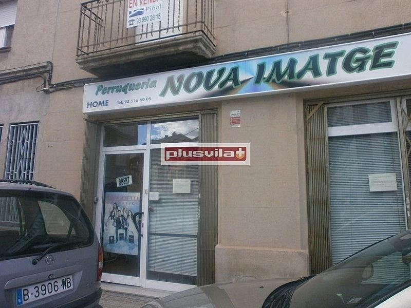 P1011051 (FILEminimizer).JPG - Local comercial en alquiler en calle Amalia Soler, Poble nou en Vilafranca del Penedès - 203290787