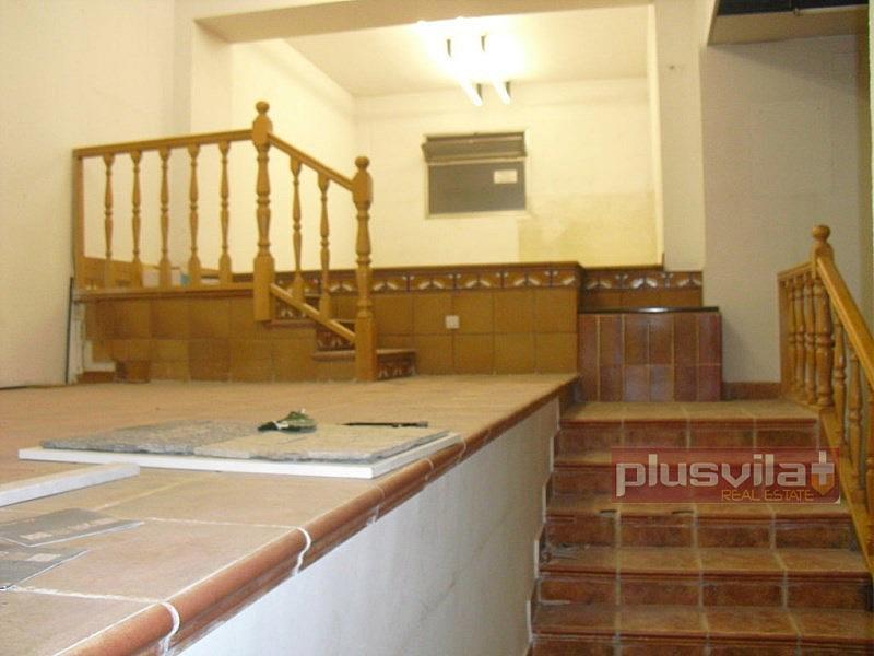 CIMG1838 (FILEminimizer).JPG - Local comercial en alquiler en calle Bisbe Morgades, Poble nou en Vilafranca del Penedès - 203291969