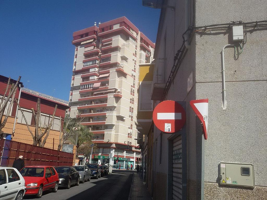 Estudio en alquiler en calle San Antonio del Pla, Elche/Elx - 293083055
