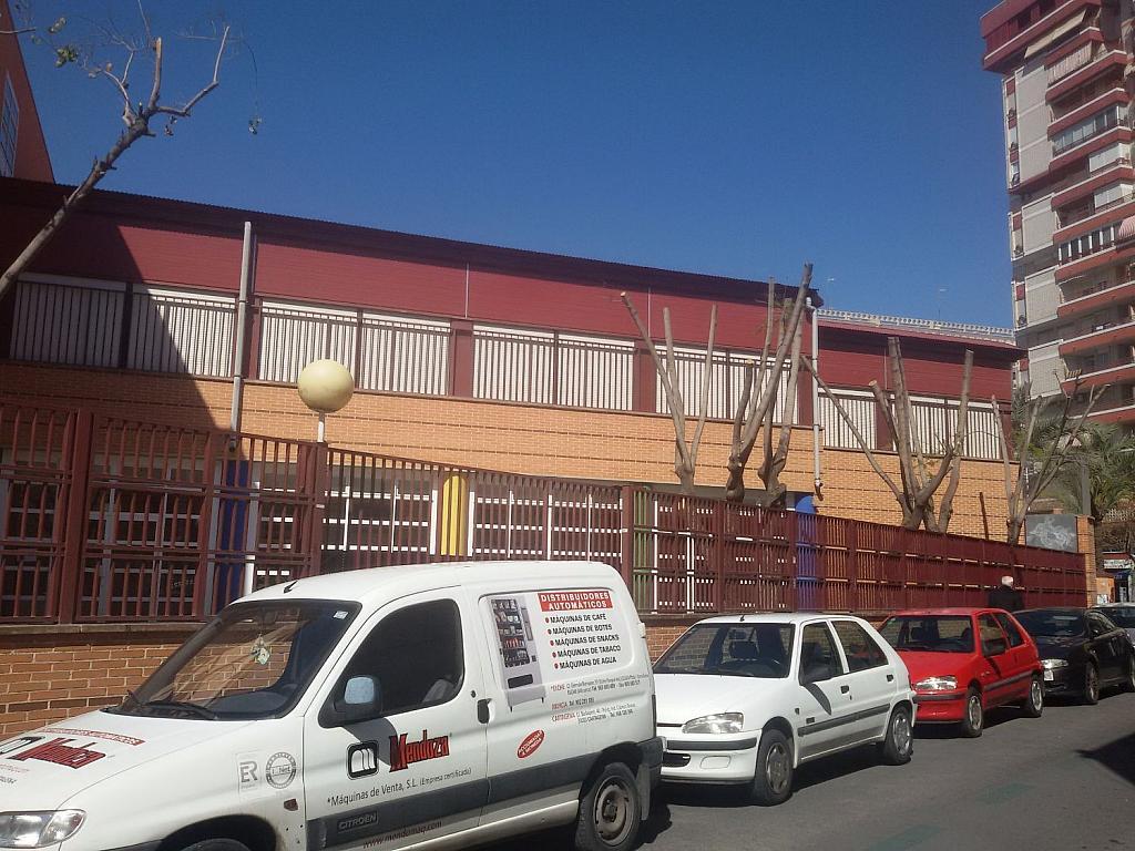 Estudio en alquiler en calle San Antonio del Pla, Elche/Elx - 293083058