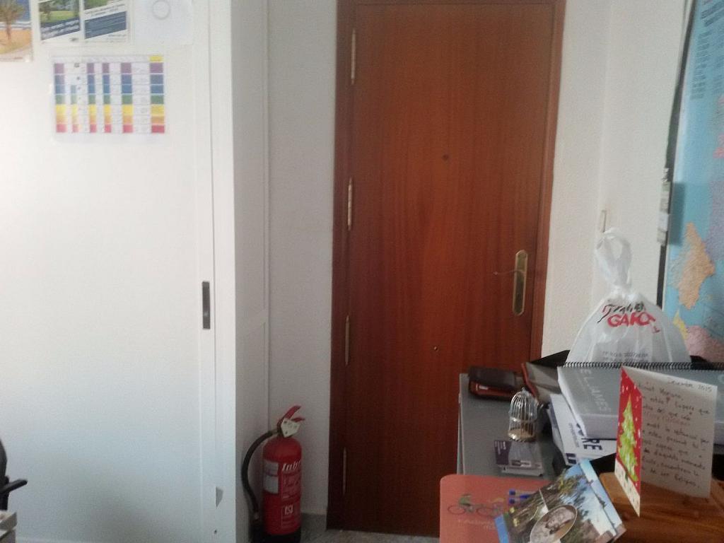 Estudio en alquiler en calle San Antonio del Pla, Elche/Elx - 293083076