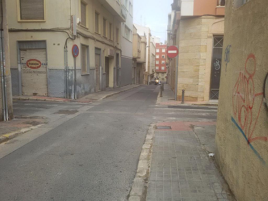 Estudio en alquiler en calle San Antonio del Pla, Elche/Elx - 293083082