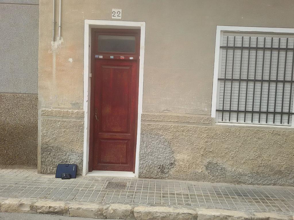 Estudio en alquiler en calle San Antonio del Pla, Elche/Elx - 293083085