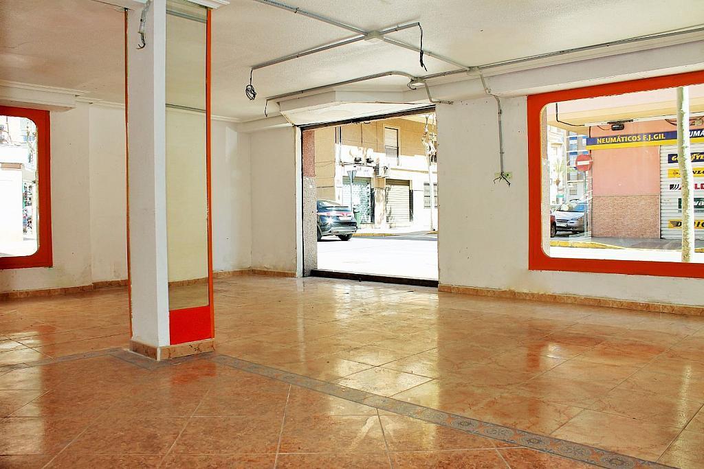Local comercial en alquiler en calle Conrado del Campo, Elche/Elx - 361500764