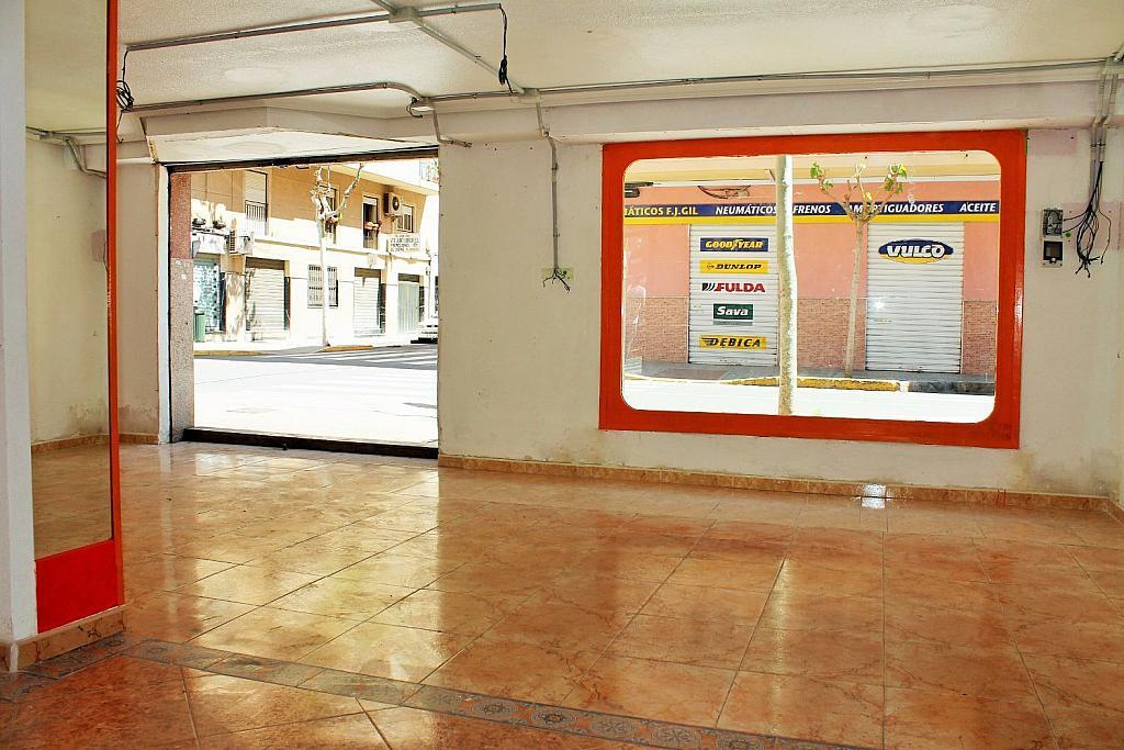 Local comercial en alquiler en calle Conrado del Campo, Elche/Elx - 361500767