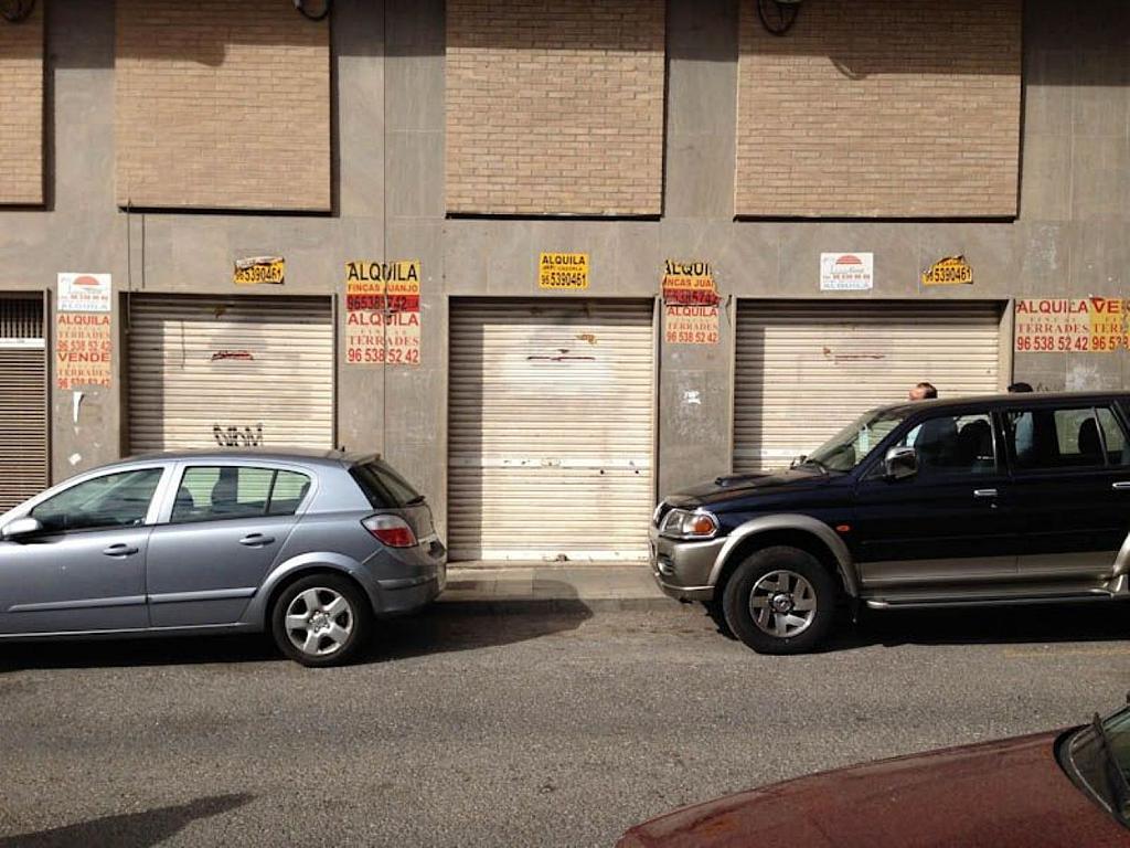 Local comercial en alquiler en calle Uruguay, Elda - 361501313