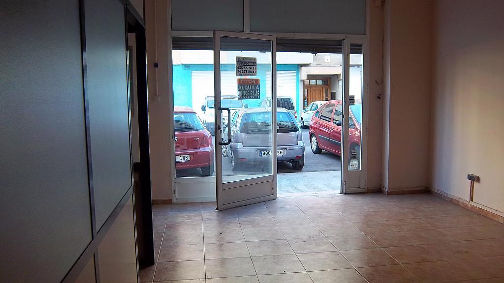 Local en alquiler en calle Pep de Lhorta, Alfafar - 264837258