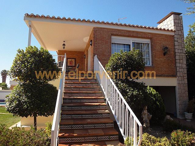 Chalet en alquiler en El Vedat en Torrent - 307036081