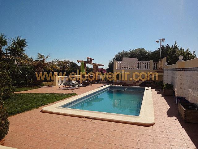 Chalet en alquiler en El Vedat en Torrent - 307036082