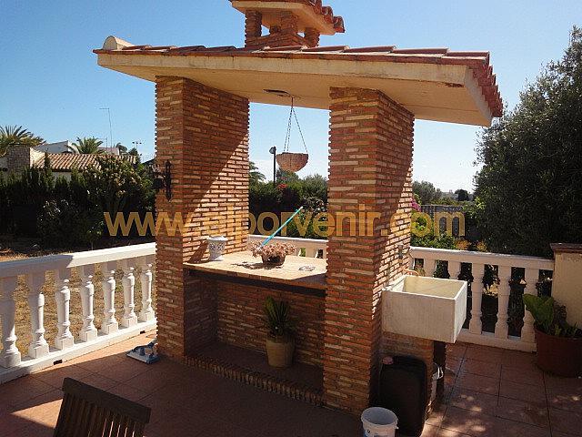 Chalet en alquiler en El Vedat en Torrent - 307036085