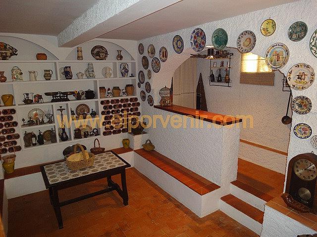 Chalet en alquiler en El Vedat en Torrent - 307036104