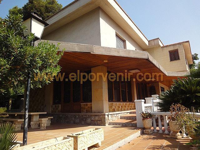 Chalet en alquiler en El Vedat en Torrent - 294491672