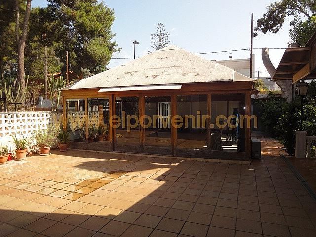 Chalet en alquiler en El Vedat en Torrent - 294491686