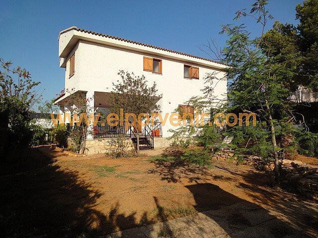 Chalet en alquiler en El Vedat en Torrent - 328524586