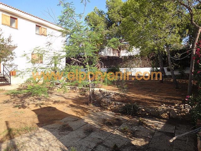 Chalet en alquiler en El Vedat en Torrent - 328524588