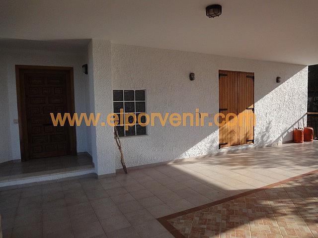 Chalet en alquiler en El Vedat en Torrent - 328524604