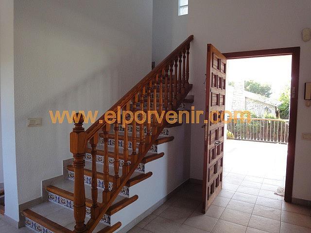 Chalet en alquiler en El Vedat en Torrent - 328524608