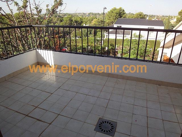 Chalet en alquiler en El Vedat en Torrent - 328524633