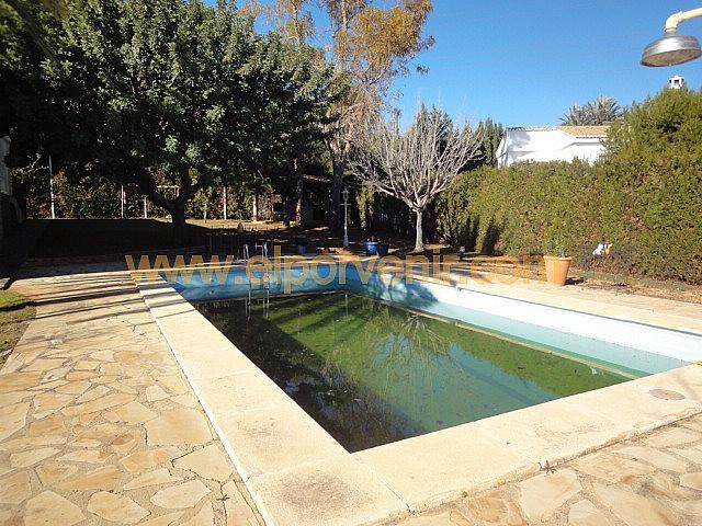 Chalet en alquiler en El Vedat en Torrent - 314207050