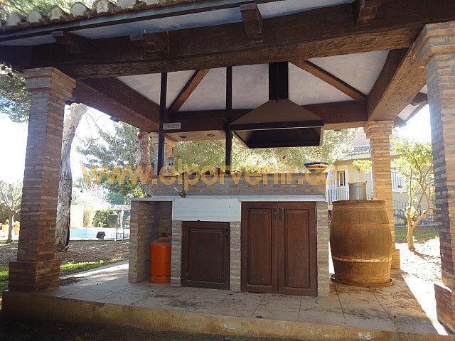 Chalet en alquiler en El Vedat en Torrent - 314207055