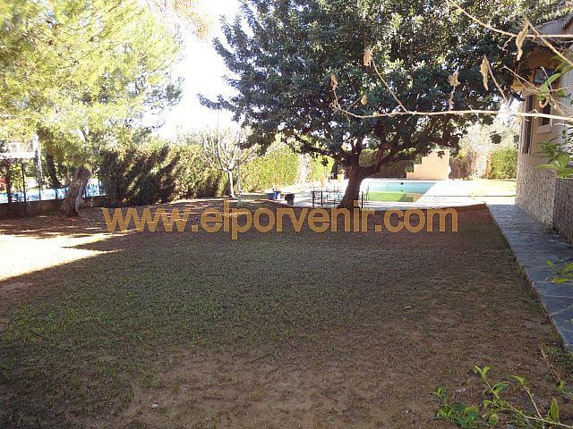 Chalet en alquiler en El Vedat en Torrent - 314207057
