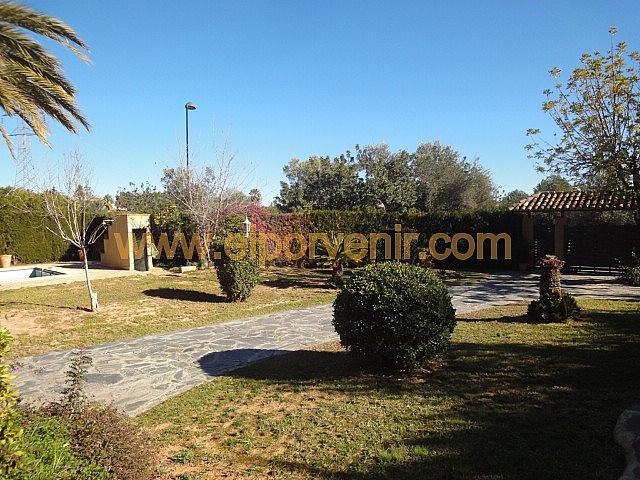 Chalet en alquiler en El Vedat en Torrent - 314207061