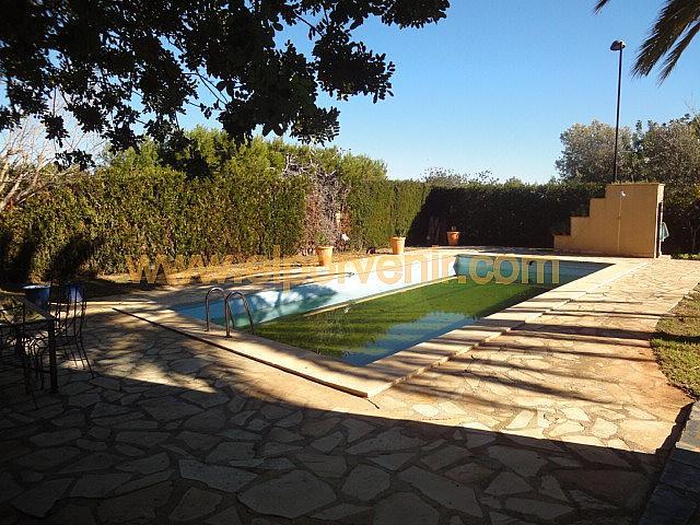 Chalet en alquiler en El Vedat en Torrent - 314207062
