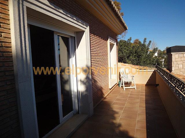 Chalet en alquiler en El Vedat en Torrent - 314207092