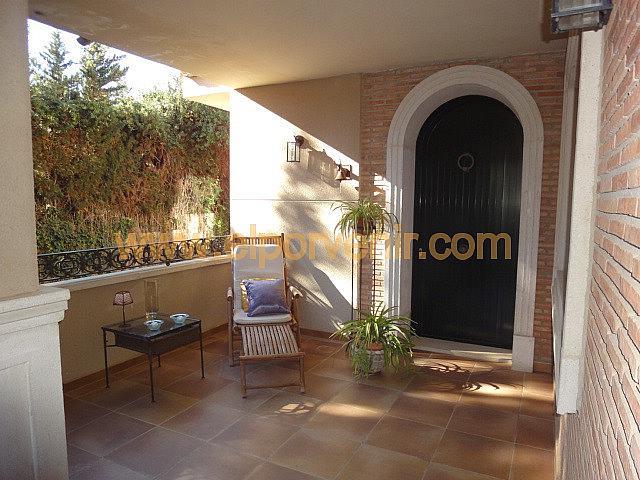 Chalet en alquiler en El Vedat en Torrent - 314207103