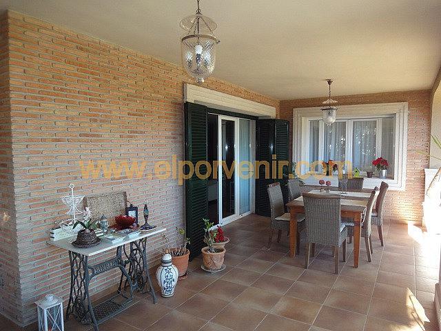 Chalet en alquiler en El Vedat en Torrent - 314207104