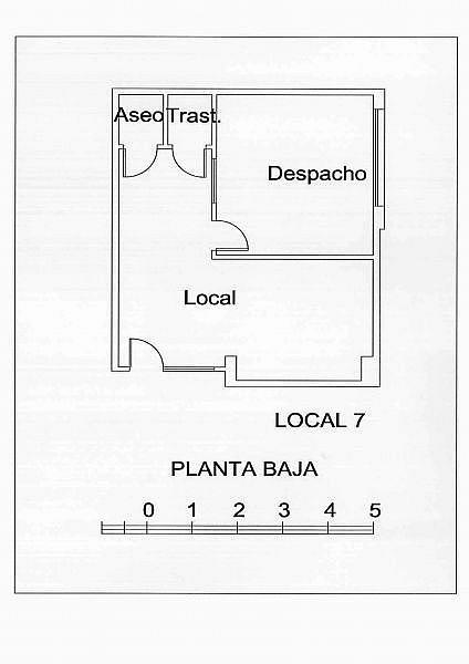 Foto - Local comercial en alquiler en calle Arenal Museo, Arenal en Sevilla - 329334440
