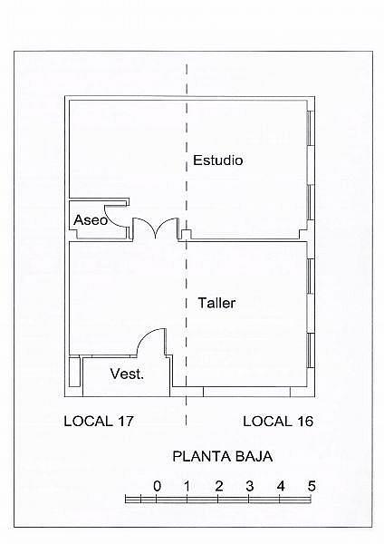 Foto - Local comercial en alquiler en calle Arenal Museo, Arenal en Sevilla - 318603679