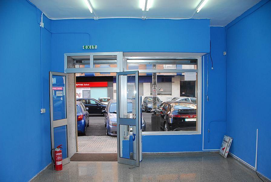 Foto - Local comercial en alquiler en calle Luis Montoto Santa Justa, Nervión en Sevilla - 332913925