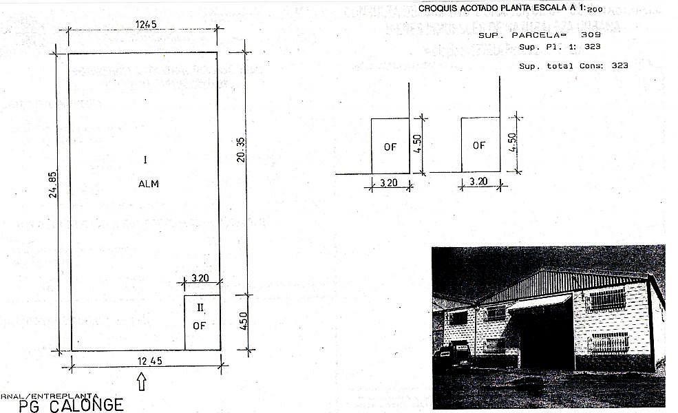 Foto - Nave industrial en alquiler en calle San Pablo, San Pablo en Sevilla - 331454683