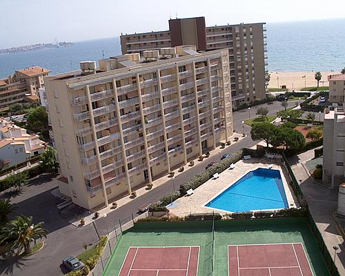 Fachada - Apartamento en venta en paseo Torre Valentina, Calonge - 283565615