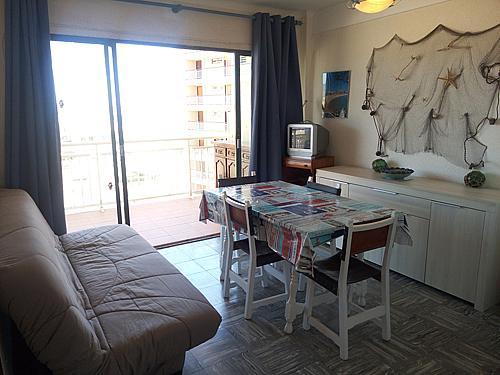 Comedor - Apartamento en venta en paseo Torre Valentina, Calonge - 283565665