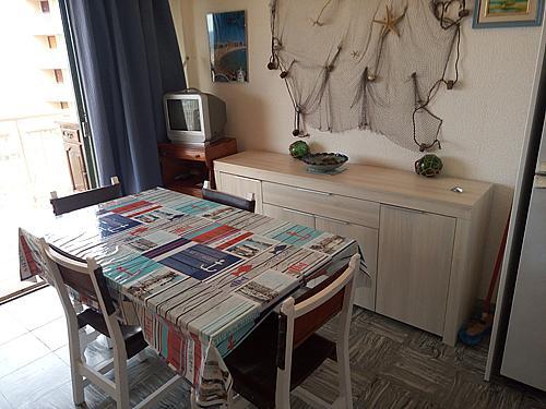 Comedor - Apartamento en venta en paseo Torre Valentina, Calonge - 283565674