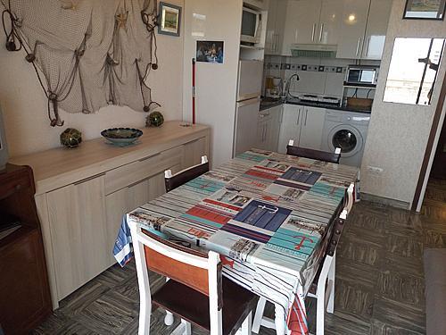 Comedor - Apartamento en venta en paseo Torre Valentina, Calonge - 283565683