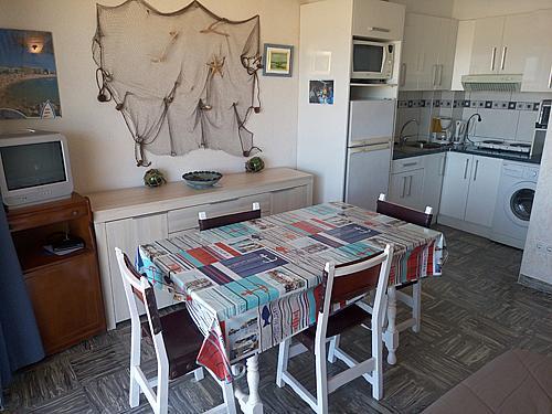 Comedor - Apartamento en venta en paseo Torre Valentina, Calonge - 283565686
