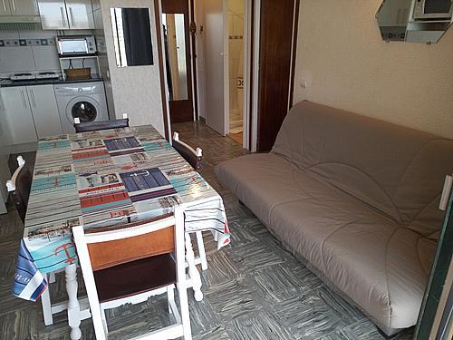 Comedor - Apartamento en venta en paseo Torre Valentina, Calonge - 283565700