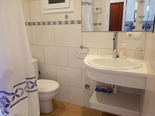 Baño - Apartamento en venta en paseo Torre Valentina, Calonge - 283565764