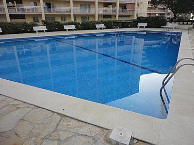 Zonas comunes - Apartamento en venta en paseo Torre Valentina, Calonge - 283565787
