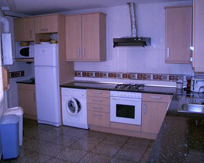Cocina - Apartamento en venta en calle Unio, Sant Antoni de Calonge - 65994315