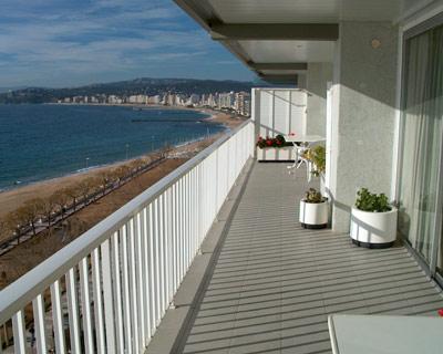 Terraza - Apartamento en venta en paseo Del Mar, Palamós - 65993075
