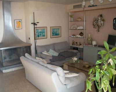 Salón - Apartamento en venta en paseo Del Mar, Palamós - 65993086