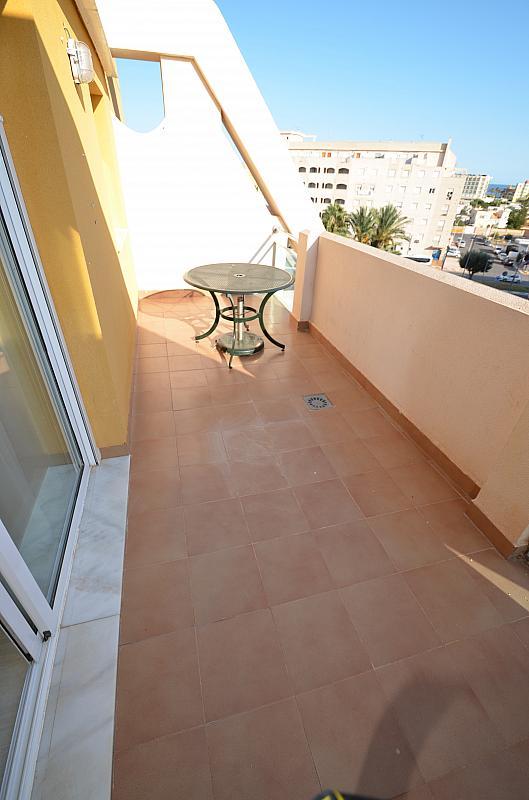 Ático en alquiler en plaza De Colon, Urb. Roquetas de Mar en Roquetas de Mar - 213620041