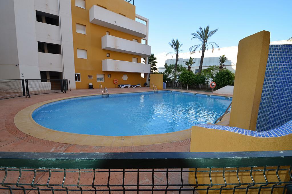 Ático en alquiler en plaza De Colon, Urb. Roquetas de Mar en Roquetas de Mar - 213620069